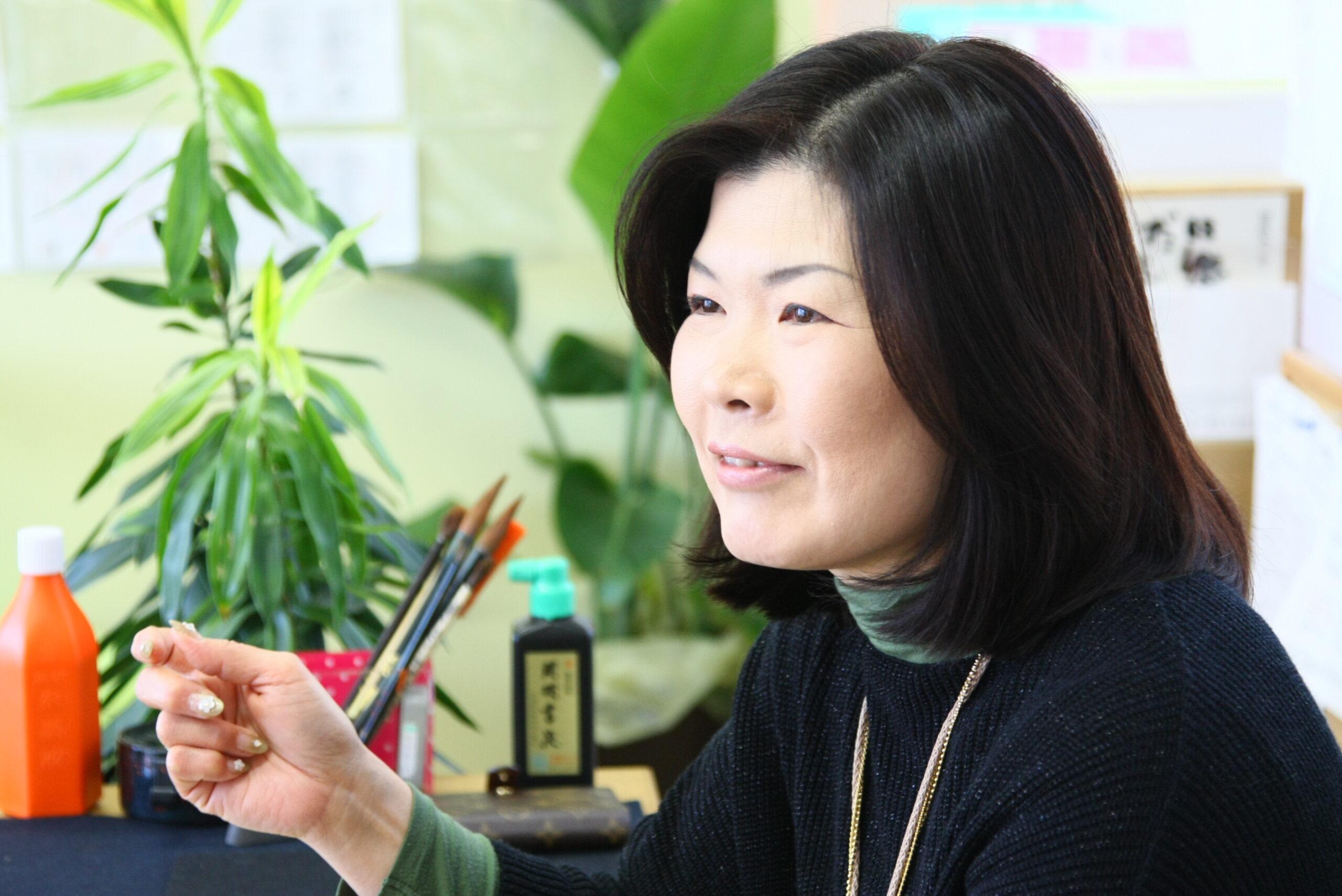 経営者吉田百々代 さん